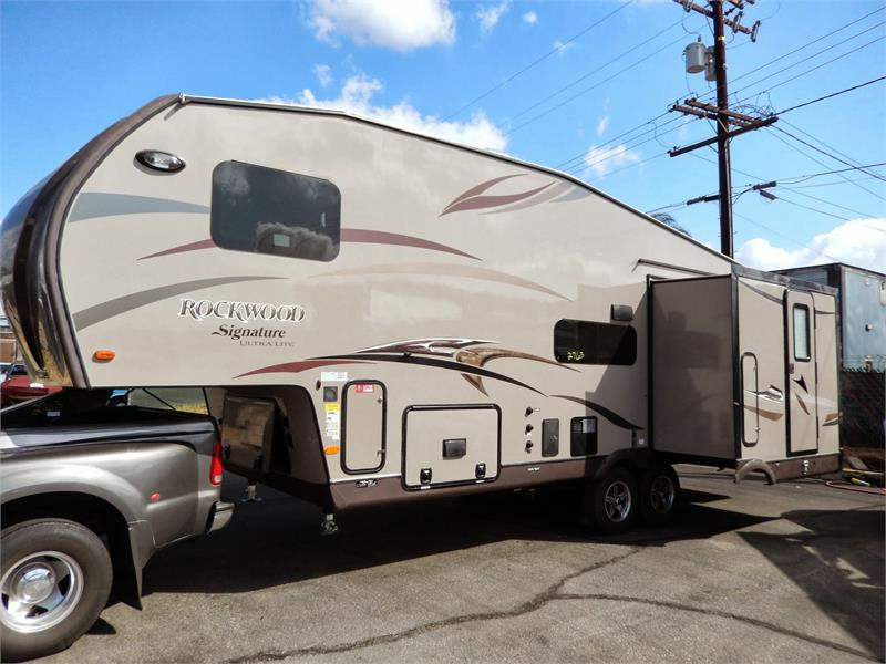 2015 ROCKWOOD 8265WS for sale by dealer