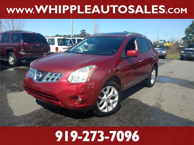2012 NISSAN ROGUE SL (1-OWNER)