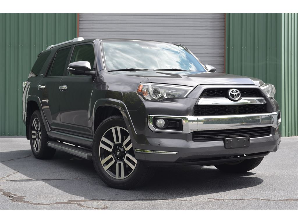 2018Toyota4Runner Limited 4WD