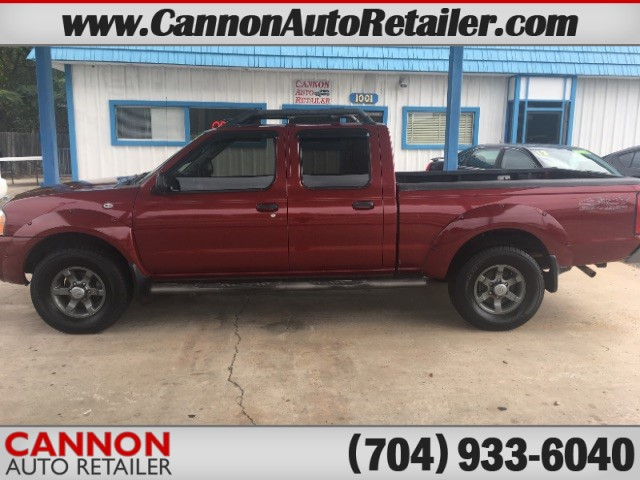 2004NissanFrontier XE-V6 Crew Cab Long Bed 4WD